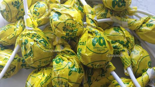 Tootsie Pops Pineapple Tootsie Pops