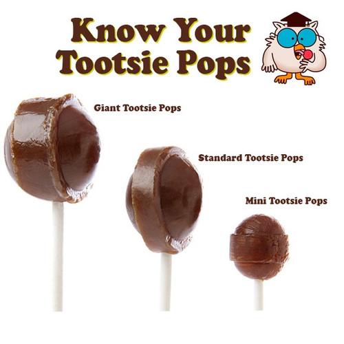 Giant Tootsie Pops