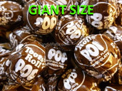 Giant Chocolate Tootsie Pops