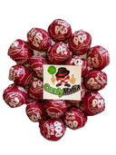 Red Raspberry Tootsie Pops