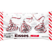 Candy Cane Kisses Bag