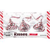 Candy Cane Kisses Bag