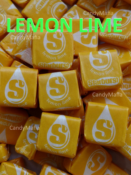 Lemon Lime Starburst