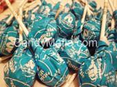 Blue Raspberry Tootsie Pops
