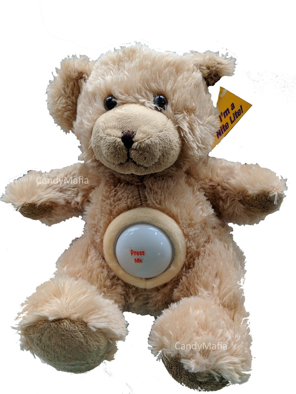 Stuffed Animal With Night Light Extremely Soft Plush Teddy Bear With