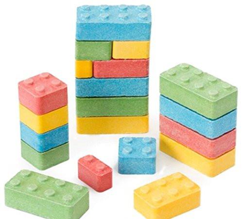 Candy Blox Blocks LEGO shaped candy