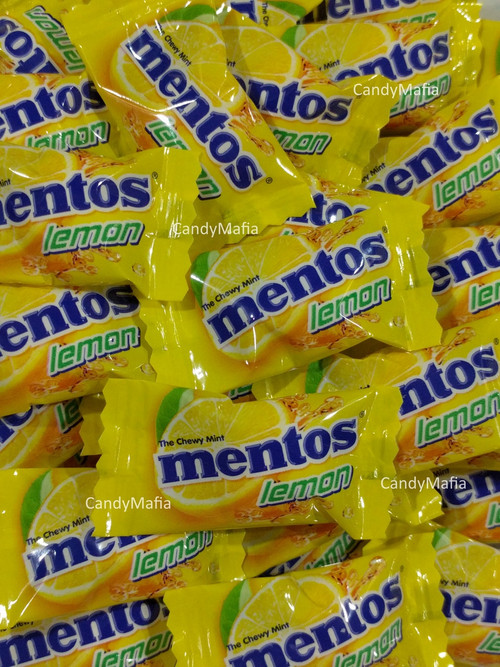 Lemon Mentos