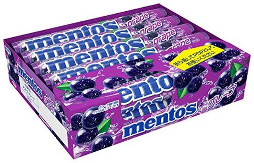 Grape Mentos