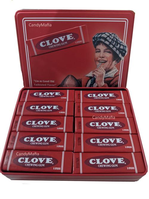 Clove Gum TIN