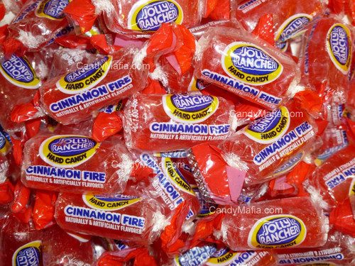 Cinnamon Fire Jolly Ranchers