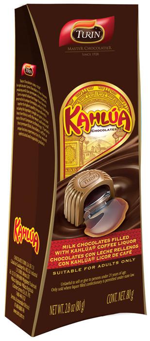 Kahlua Liquor Filled Chocolates