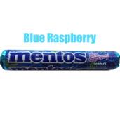 Mentos Blue Raspberry