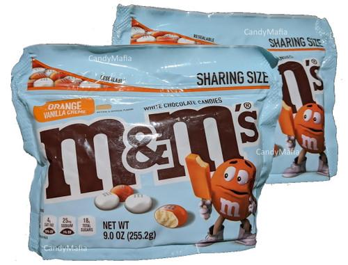 MM's Orange Vanilla Creme