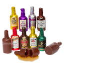 Anthon Berg Chocolate Liquor Bottles Loose