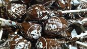 Chocolate Tootsie Pops Chocolate