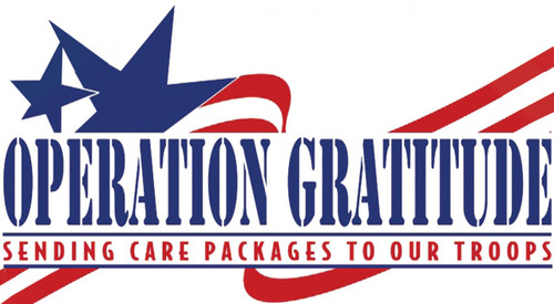Suckers for Soldiers - Operation Gratitude