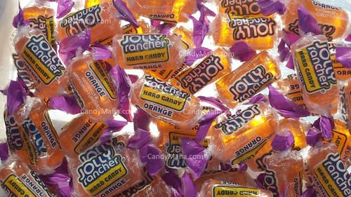 Jolly Ranchers Orange Jolly Rancher