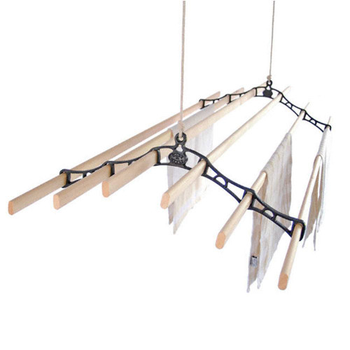 Kitchen Maid Six Lath Supreme Clothes Airer