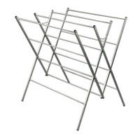 Clothes Airer - Large W Shape Steel Airer
