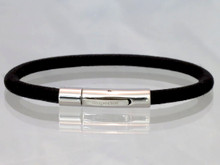 This sports bracelet has 100 times strength Carbonized titanium and is embed with Scalar energy and Schumann frequency.