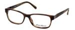 Eddie Bauer EB8315 Designer Eyeglasses in Brown-Shell :: Custom Left & Right Lens