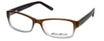 Eddie Bauer EB8288 Designer Eyeglasses in Brown-Smoke :: Rx Bi-Focal