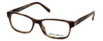 Eddie Bauer EB8315 Designer Reading Glasses in Brown-Shell