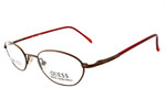 Guess 1001 Metal Reading Glasses in Brown