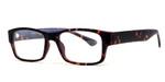 Soho 1019 in Matte Tortoise Designer Eyeglasses :: Progressive