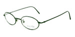 Marcolin Designer Eyeglasses 6454 in Green 48 mm :: Custom Left & Right Lens