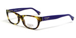 Coach Designer Eyeglasses 6034-5103 52 mm :: Custom Left & Right Lens