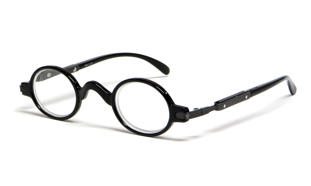 67111404130 Calabria Vintage Professor Oval Reading Glasses - Designer Reading ...