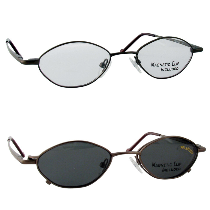 90e69d222ed Shade Control Magnetic Clip On Sunglasses