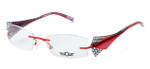 BOZ Optical Swiss Designer Eyeglasses :: Neige (8200) :: Rx Bi-Focal