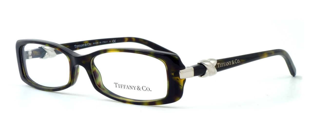 6af72ce227b Tiffany Womens Designer Eyeglasses 2016 in Tortoise (8015)    Custom ...