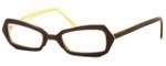 Harry Lary's French Optical Eyewear Blondy Eyeglasses in Amber (307) :: Custom Left & Right Lens