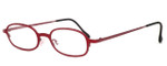 Harry Lary's French Optical Eyewear Bart Eyeglasses in Wine (055) :: Progressive