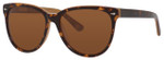 Ernest Hemingway Polarized Sunglass Collection 4724 in Tortoise