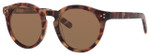 Ernest Hemingway Polarized Sunglass Collection 4725 in Tortoise
