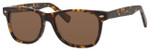Ernest Hemingway Polarized Sunglass Collection 4726 in Tortoise