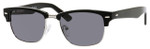 Ernest Hemingway Polarized Sunglass Collection 4729 in Black