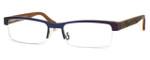 Harry Lary's French Optical Eyewear Empiry in Purple (497)