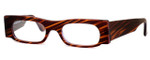 Harry Lary's French Optical Eyewear Explosy in Tortoise Stripe (914)