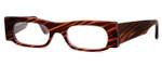Harry Lary's French Optical Eyewear Explosy in Tortoise Stripe (914)