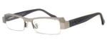 Harry Lary's French Optical Eyewear Galaxy in Silver Grey (000)