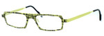 Harry Lary's French Optical Eyewear Starsky in Yellow Black (730) :: Custom Left & Right Lens