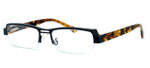 Harry Lary's French Optical Eyewear Trophy in Black Tortoise (101) :: Rx Single Vision