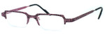 Harry Lary's French Optical Eyewear Kulty in Pink Black (505)