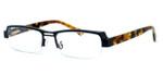 Harry Lary's French Optical Eyewear Trophy in Black Tortoise (101)