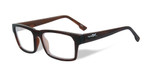 Wiley-X Profile Optical Eyeglass Collection in Matte-Hickory-Brown (WSPRF03) :: Rx Single Vision